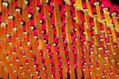 Lanterns in Bongeunsa temple — Stock Photo
