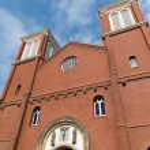 Urakami Cathedral, Nagasaki Japan — Stock Photo #57627689