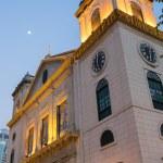 Macau Cathedral (The Historic Centre of Macau) — Stock Photo #61989531
