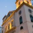 Macau Cathedral (The Historic Centre of Macau) — Stock Photo #61989531
