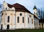 Pilgrimage Church of Wies (Wieskirche) — ストック写真