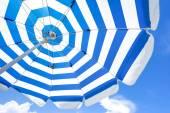 Beach Umbrella — Stock Photo