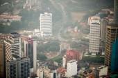 Kuala Lumpur cityscape view, Malaysia — Stock Photo