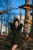 Girl fashion — Stock Photo