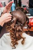 Curling iron — Stock Photo