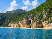 Italy, Sardinia, Cala Luna beach — Stock Photo