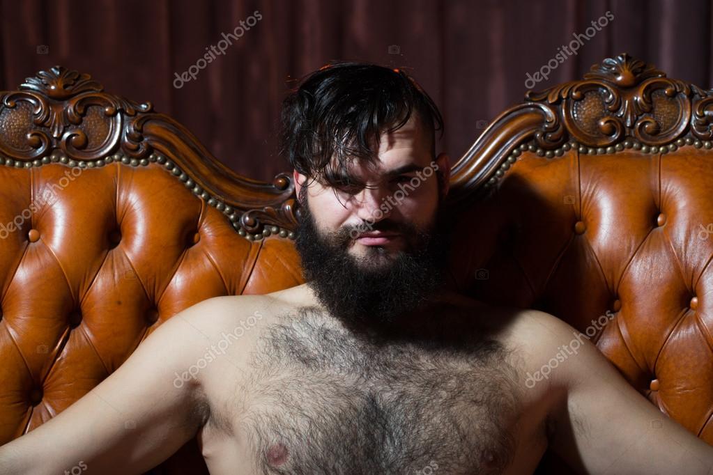 голі волосаті мужчини фото