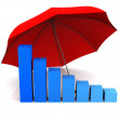 Umbrella for Business — Stock Photo #52036177