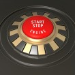 Engine Start - Stop Button — Stock Photo #56635889