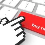 Buy Now Enter Key — Stock Photo #65261021