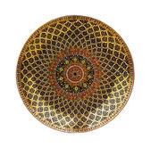 Colorful ceramic background — Stock Photo