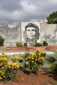 Che Guevara stone mosaic — Stock Photo