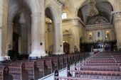 Havana Cathedral — Stock Photo