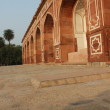 Humayun's tomb, Delhi — Stock Photo #52831825