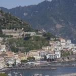 Постер, плакат: Amalfi coast Italy