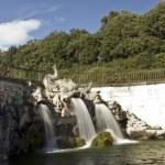 Caserta Royal Palace fountain — Stock Photo #54840813