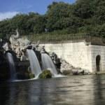 Caserta Royal Palace fountain — Stock Photo #54840839