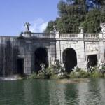 Caserta Royal Palace garden — Stock Photo #54840849