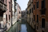 Glimpse of an unknown Venice, Italy — Stock Photo