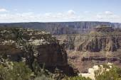 Overwhelming view of the Grand Canyon — Stock Photo