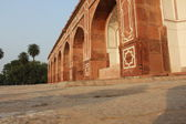 Humayun's tomb, Architectural detail, India — Stock Photo