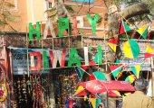 Happi Diwali panoda Jaipur — Stok fotoğraf