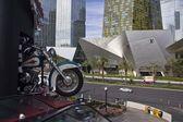 Las Vegas Harley Davidson Cafè — Stock Photo