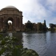 Постер, плакат: The Palace of Fine Arts San Francisco