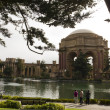 Постер, плакат: San Francisco Palace of Fine Arts