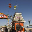 Постер, плакат: Santa Cruz Beach amusement Park California