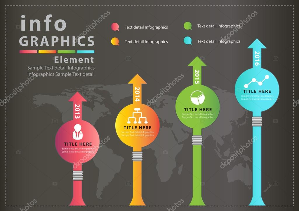 Infographics samples
