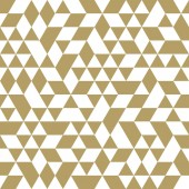 Geometric Seamless Vector Abstract Pattern — Wektor stockowy