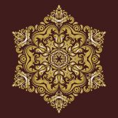 Orient  Pattern. Abstract Background — Stock Photo