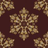 Orient seamless mönster. abstrakt bakgrund — Stockfoto
