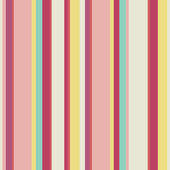 Abstract Vector Wallpaper With Strips. Seamless Background — Stock Vector