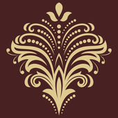 Damask  Pattern. Orient Background — Foto de Stock