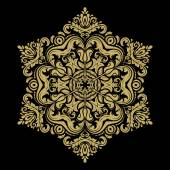 Orient  Pattern. Abstract Background — 图库照片