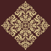 Floral  Pattern. Orient Abstract Background — 图库照片