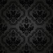 Pattern in the style of Baroque. Abstract Vector Background — Stock Vector