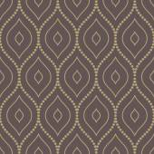 Damask  Pattern. Orient Background — Stock Photo