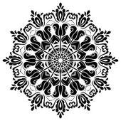 Orient Vector Pattern. Abstract Background — Cтоковый вектор