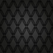 Geometrische naadloze vector abstracte patroon — Stockvector