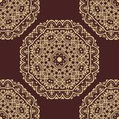 Wzór w stylu baroku. Streszczenie tło — Zdjęcie stockowe