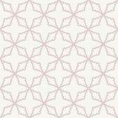 Geometric Seamless  Abstract Pink Pattern — Stock Photo