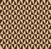 Geometric Seamless  Abstract Pattern with Triangles — ストック写真