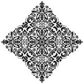 Damask  Orient Pattern — Stock Photo