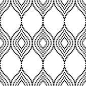 Geometric Seamless Vector Pattern — Stock Vector