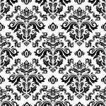 Seamless Orient Vector Background — Stock Vector #77224135