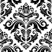 Damask Seamless  Pattern — Stock Photo