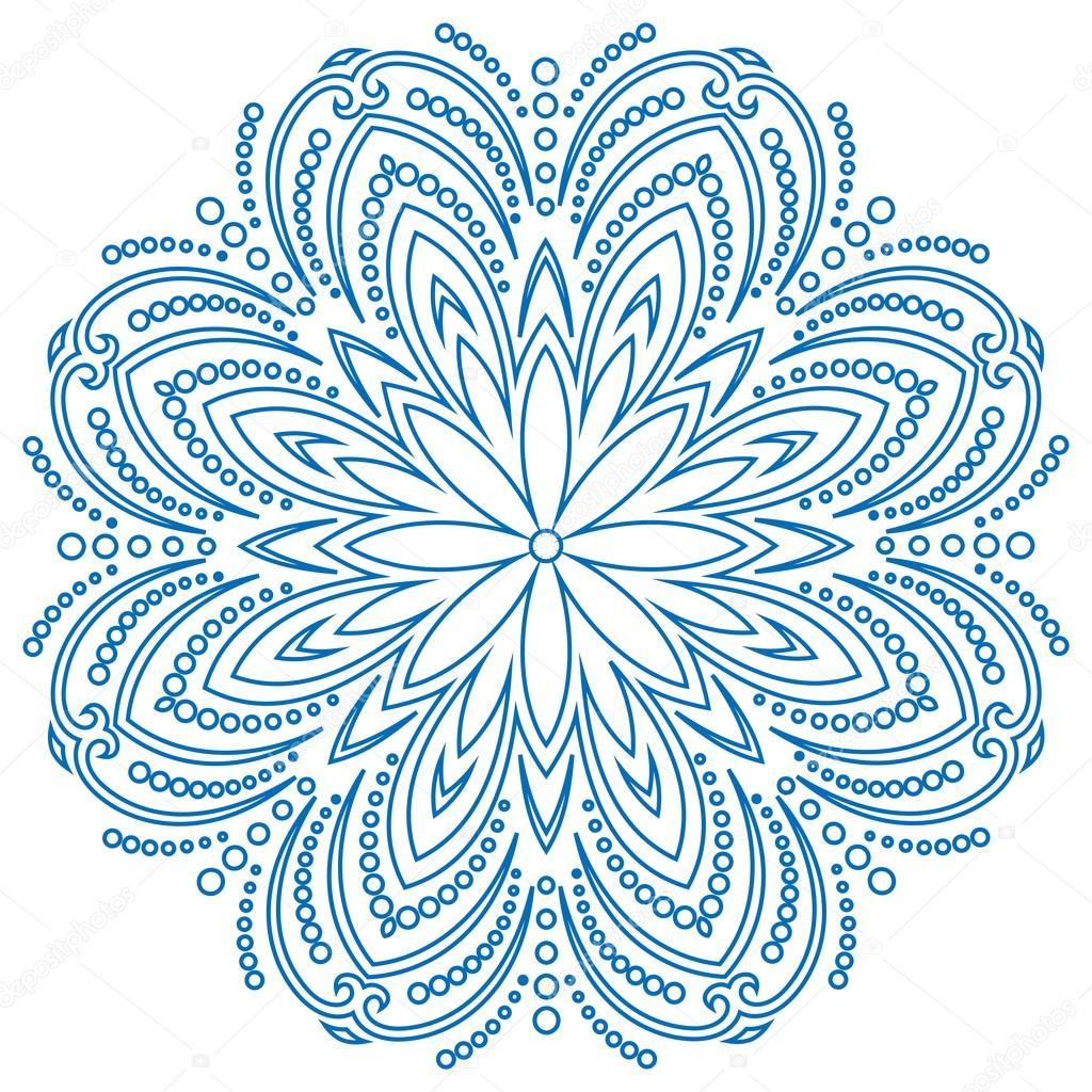Как сделать снежинки с красивым узором